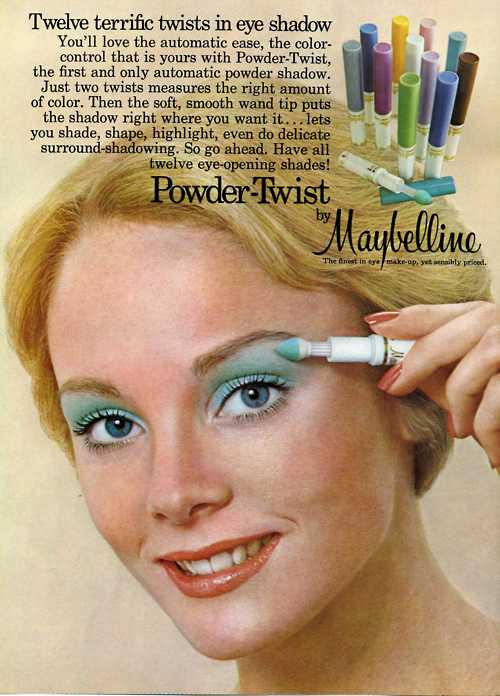 70 S Inspired Eye Makeup Jidimakeup
