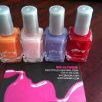 Small Brand Spotlight: Nie-cy Polish Review